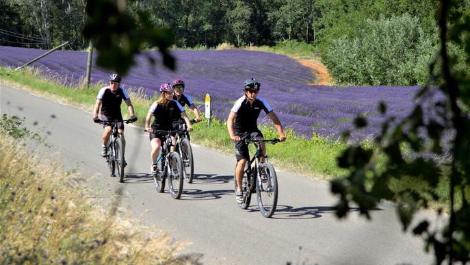 Art de vivre sur mesure en Provence : Vacances Vélo !