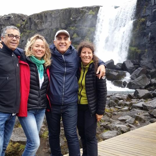 Islande : Brindis