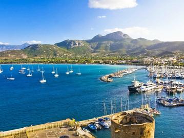 La Corse : Grand tour de l'île de beauté