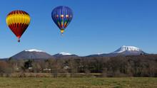 La France en montgolfière moteur de mon voyage !