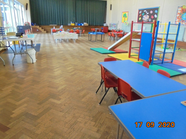 Our hall