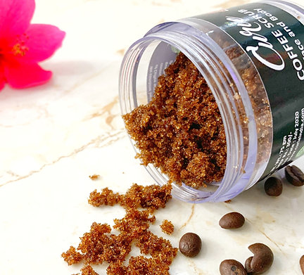 Coffee Body Scrub (100% Natural)