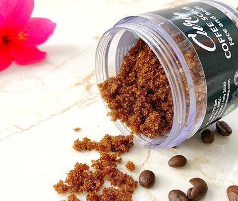 Coffee Body Scrub (100% Natural)
