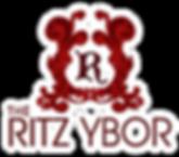 The RITZ Ybor Logo (Transparent).png