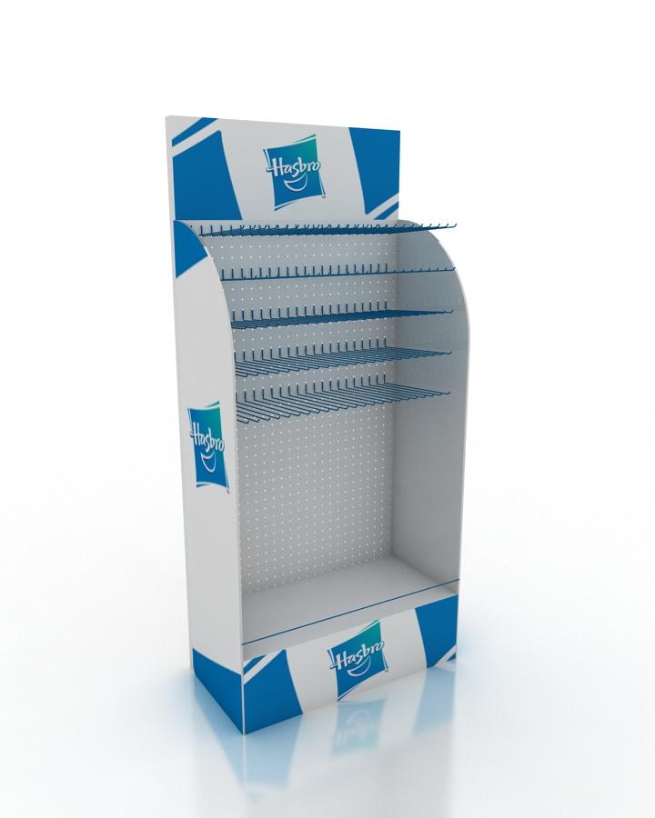 Karton Stand | Hasbro