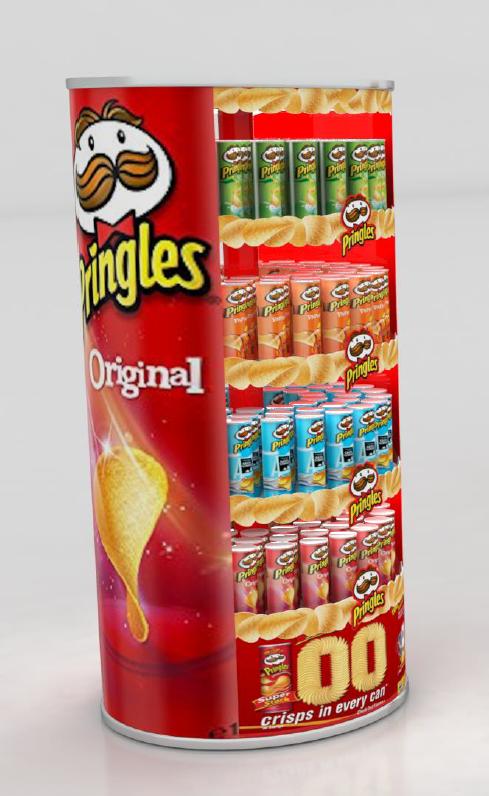 Orta Alan | Pringles