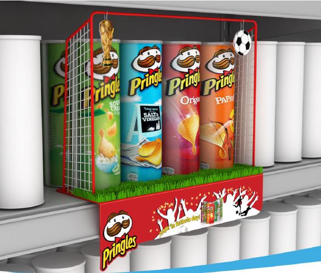 Dünya Kupası Hot Spot | Pringles