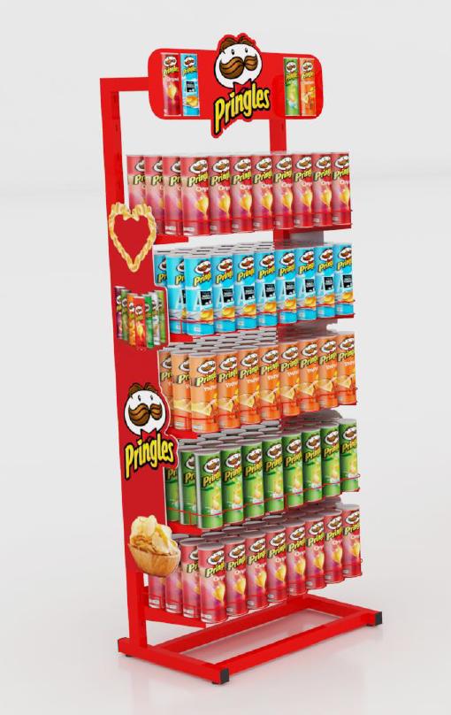 Ayaklı Stand | Pringles