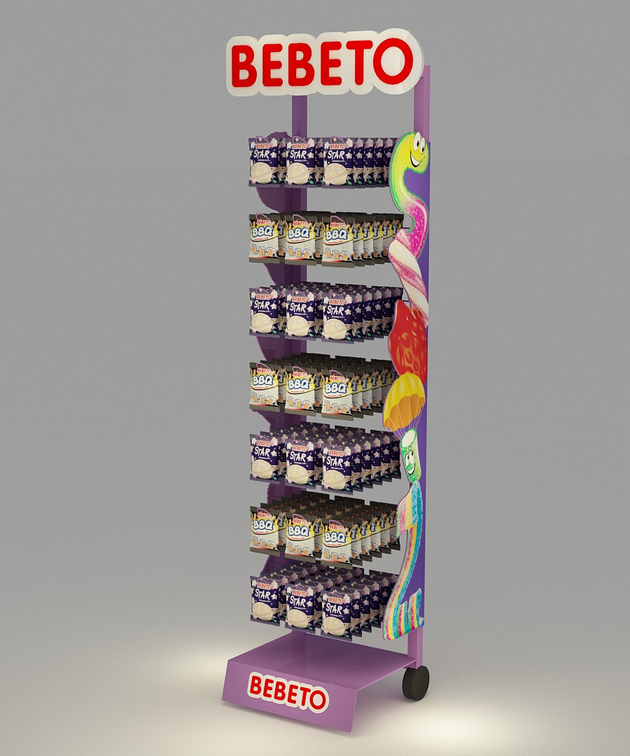 Ayaklı Stand | Bebeto