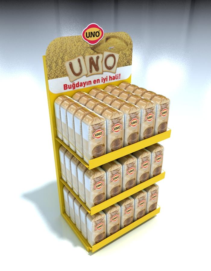 Ayaklı Stand | Uno