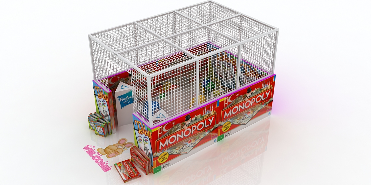 Aktivite Alanı | Monopoly