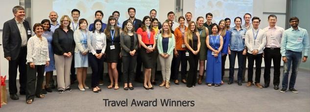 Travel Award Winners
