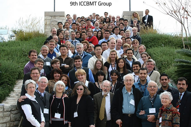 9th ICCBMT Group Picture