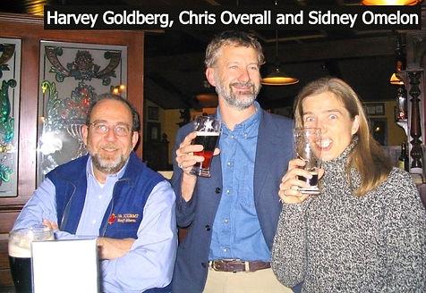 Goldberg, Overall, Omelon