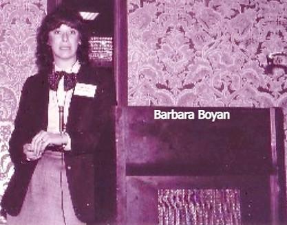 Barbara Boyan