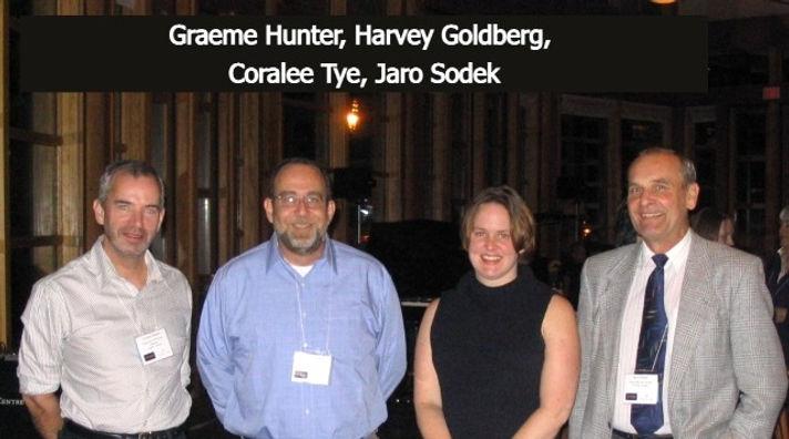 Hunter, Goldberg, Tye, Sodek