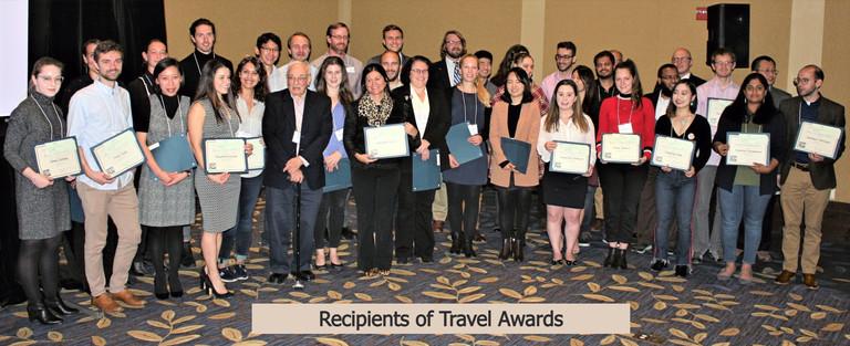 Recipients of Travel Awards