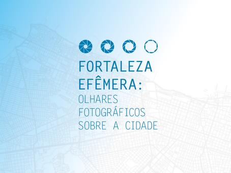 """Cineteatro São Luiz recebe live """"Fortaleza Efêmera: Olhares Fotográficos sobre a cidade"""""""