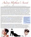 Audrey Hepburn's Secret