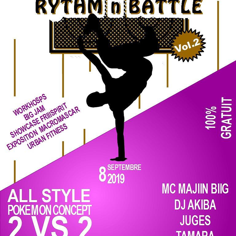 Rythm n Battle Vol.2