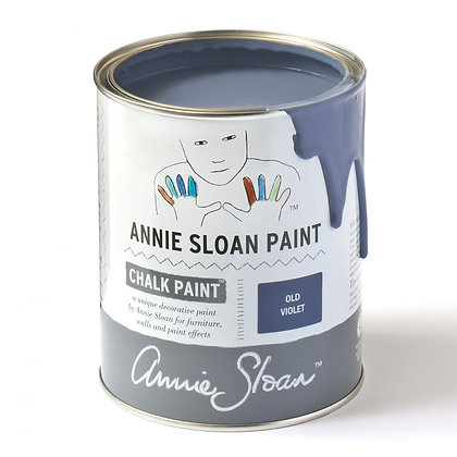 120ML Annie Sloan Chalk Paint - Old Violet to Versailles