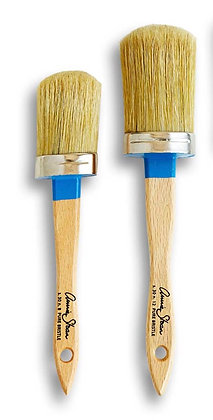 Synthetic Bristle Oval Brush