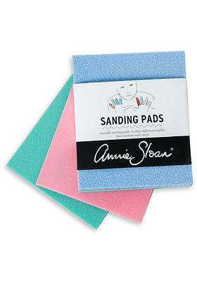 Sanding Pads 3 Pack (Fine, Medium, Course)