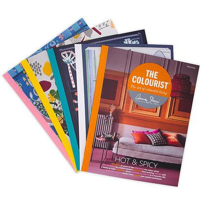 The Colourist Bookazine
