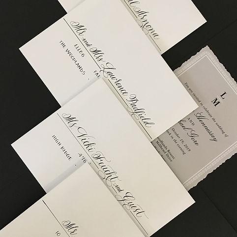 Lauren's envelopes.JPG