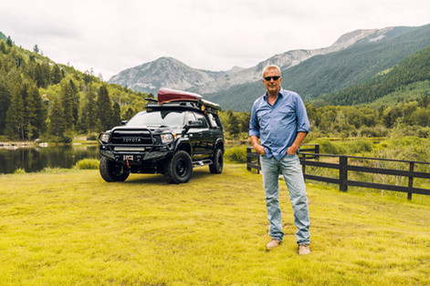 Toyota - Tundra x Kevin Costner