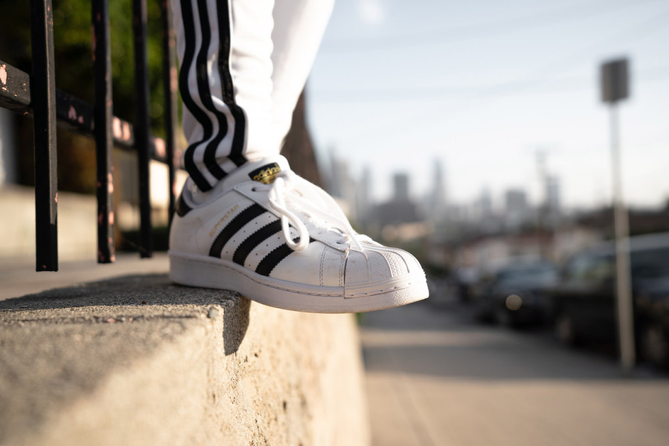 Adidas - Mark of a Classic