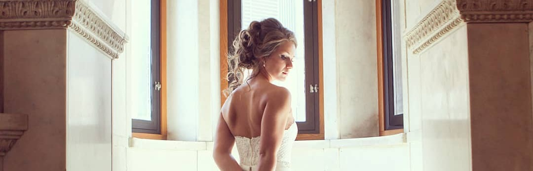 Bridal Updo St Paul MN