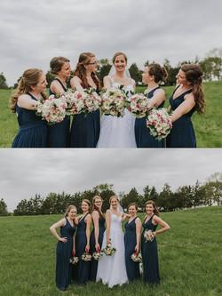 Bridal Party Hair & Makeup
