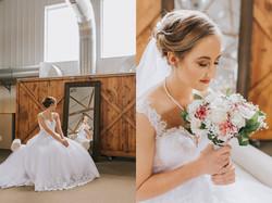 Bridal Hair and Makeup Minnesota