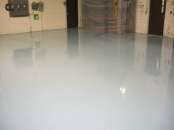 Industrial High Build Epoxy Coating