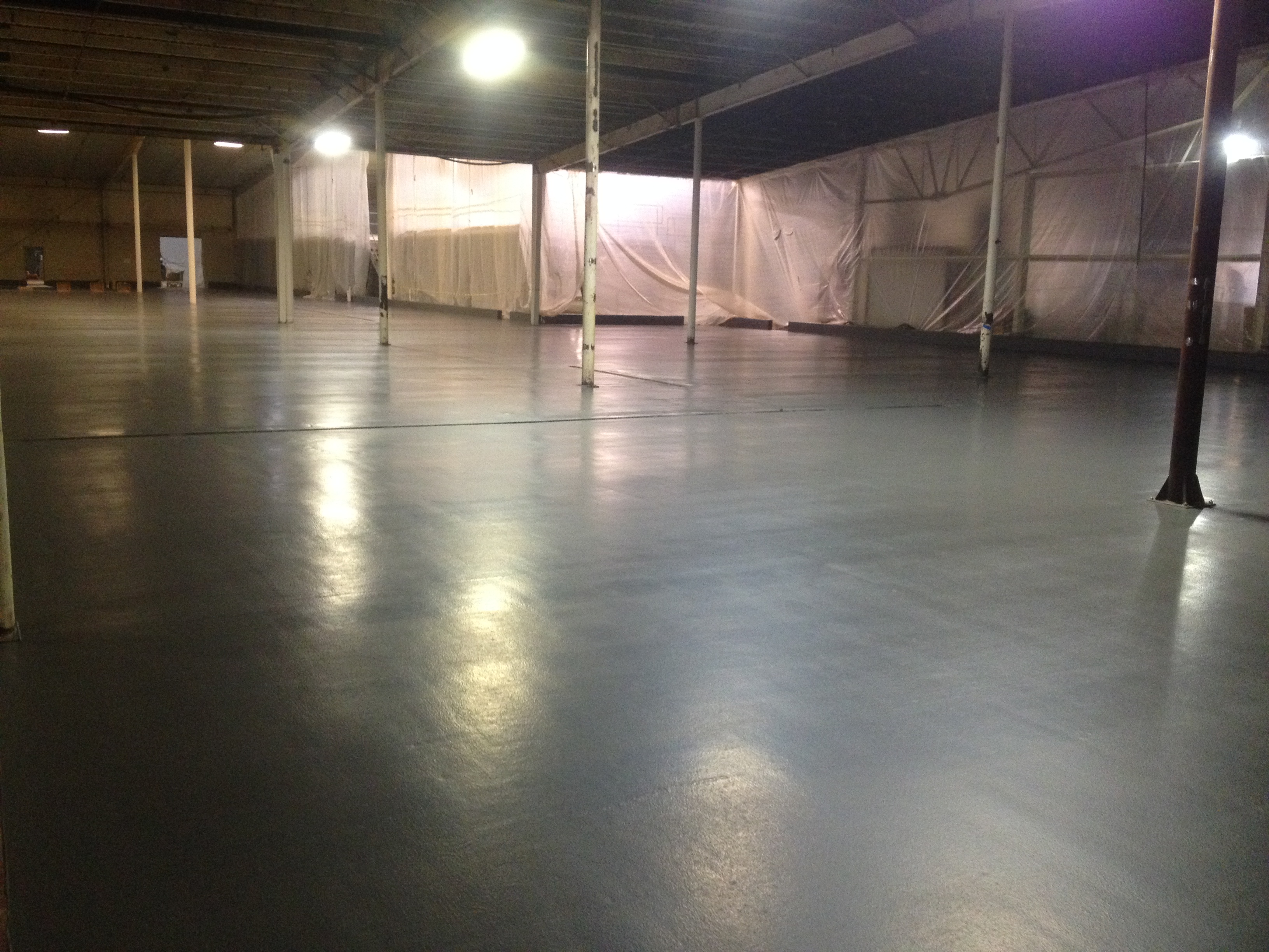 Dur-A-Flex Urethane Flooring