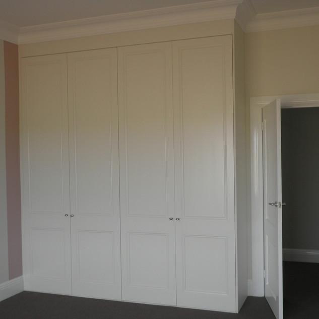 Heritage Hinged Recessed Panel doors Prof 9
