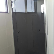 Grey Glass Semi-frameless Shower -A.jpg