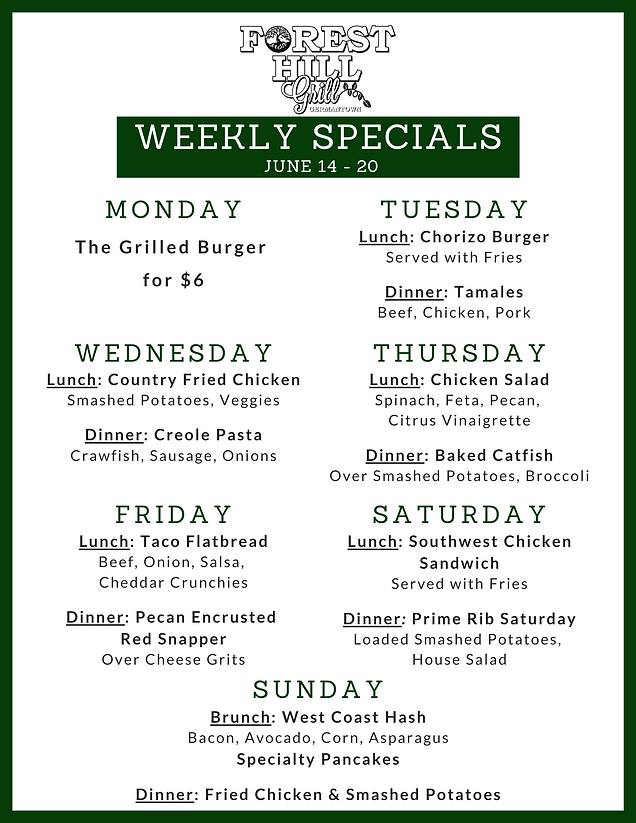 Forest Hill Grill Specials.png