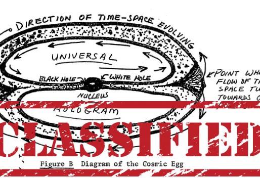 DECLASSIFIED: CIA Explains Consciousness, The Matrix, Meditation, Holograms, Telepathy