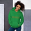 Thumbnail: Unisex Hoodie - EYES ON THE PRIZE