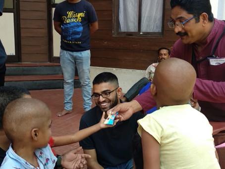 Happy Bar & Children with Cancer