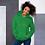Thumbnail: Unisex Hoodie - COZ I'M HAPPY