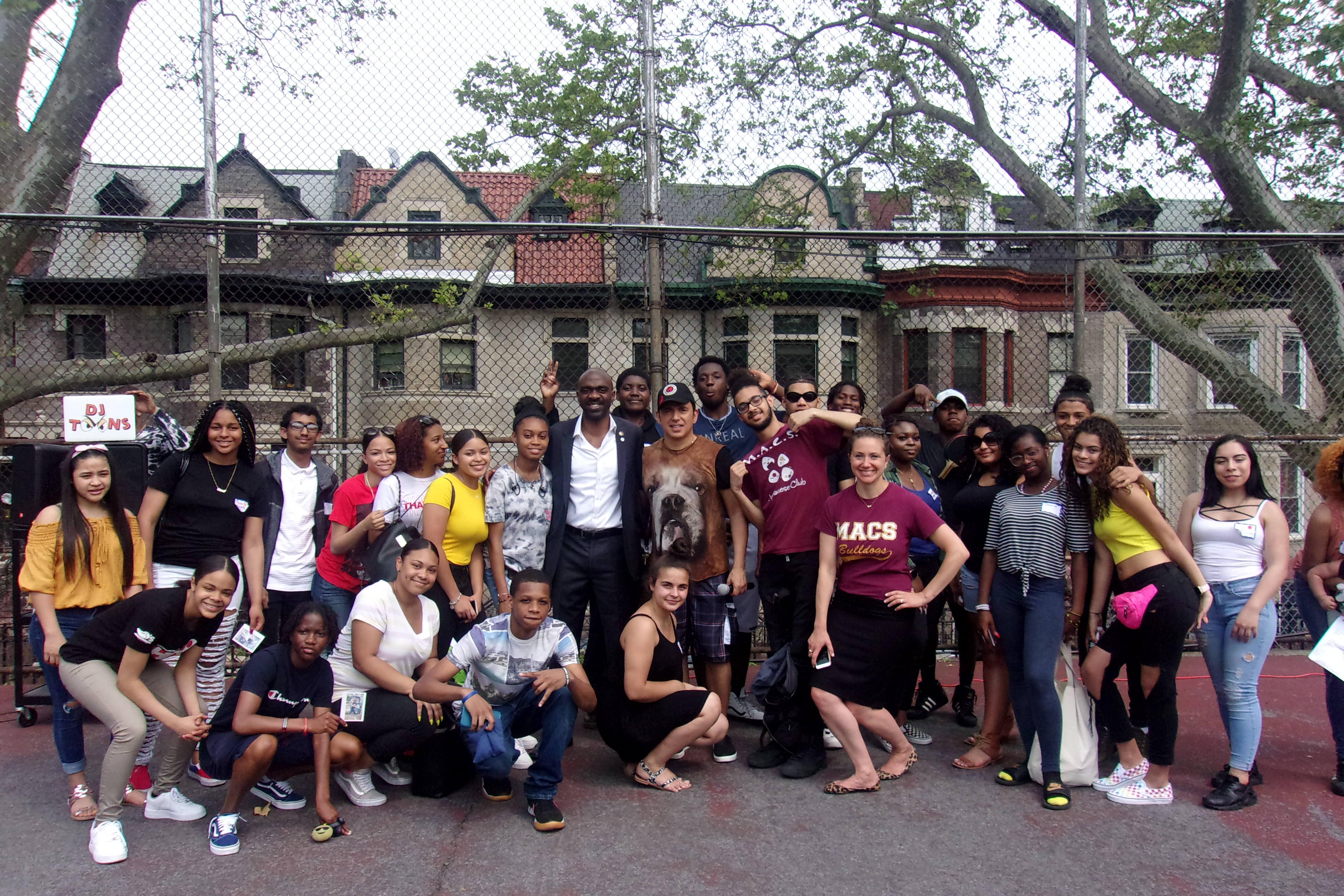Community School Social 2019