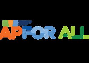 AP for all logo