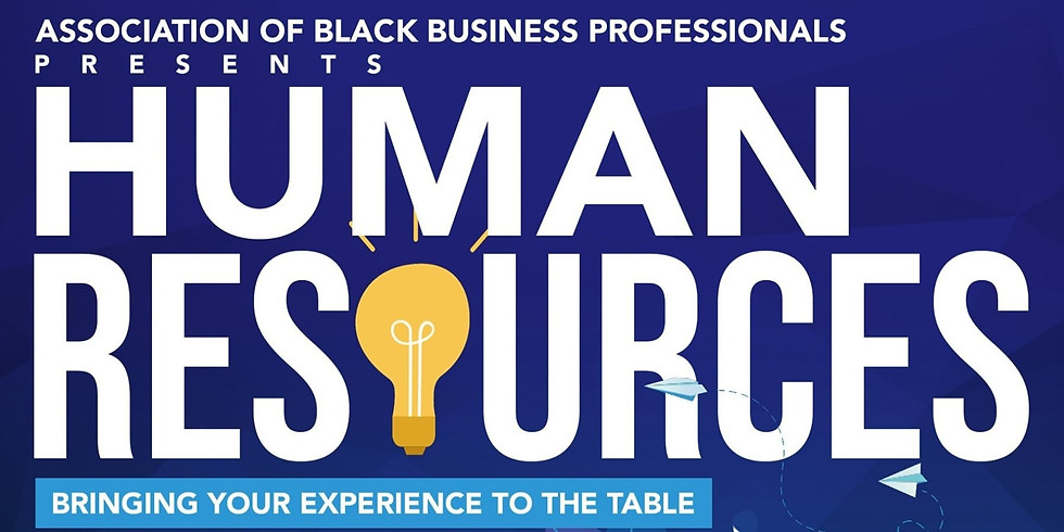 Human Resources: Bringing Your Experience To The Table