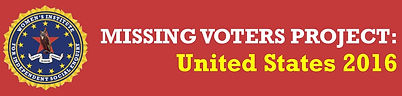 Download Missing Voters Project: United States 2016