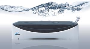 table d'hydrojet permettant un massage à sec