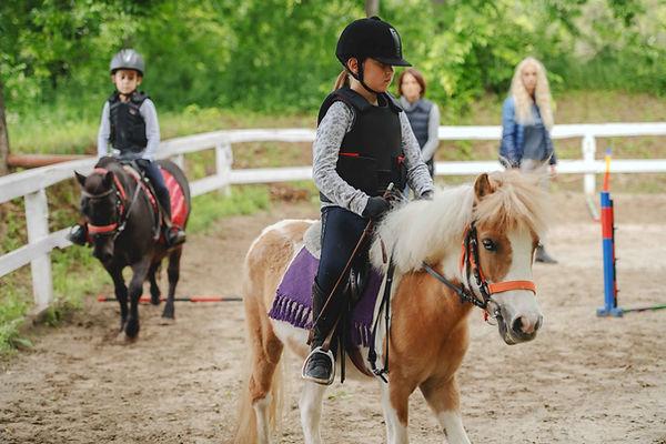 cours de poney | Club Hippique du Quercy