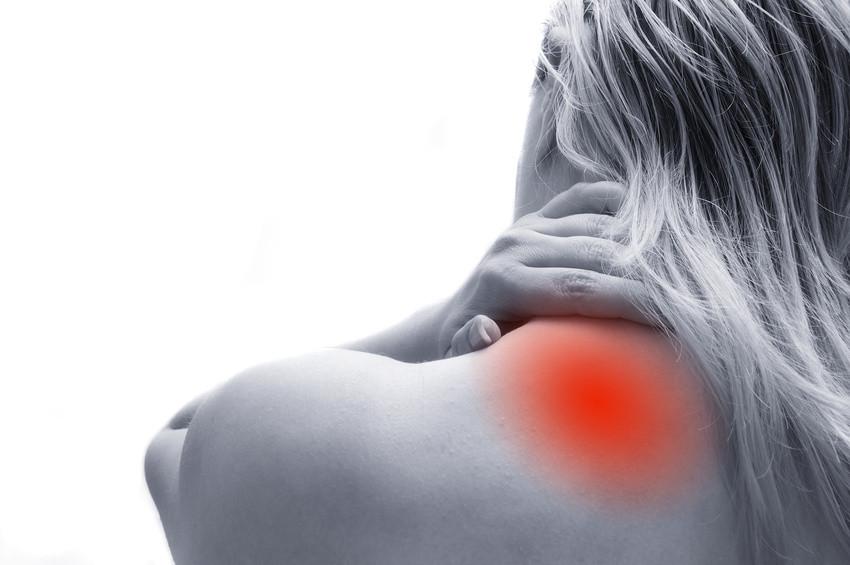 localisation douleur cervicale